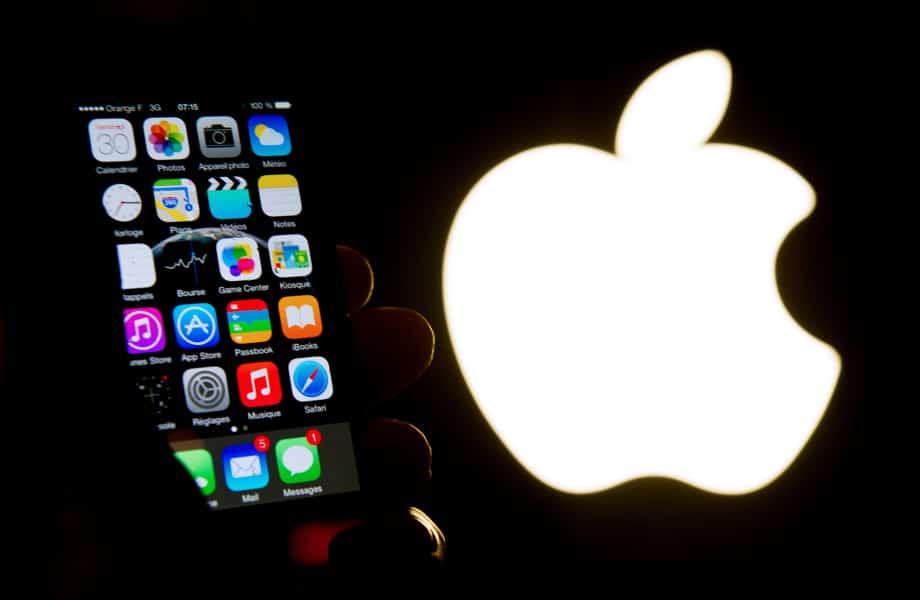 Apple sort son écran pliable