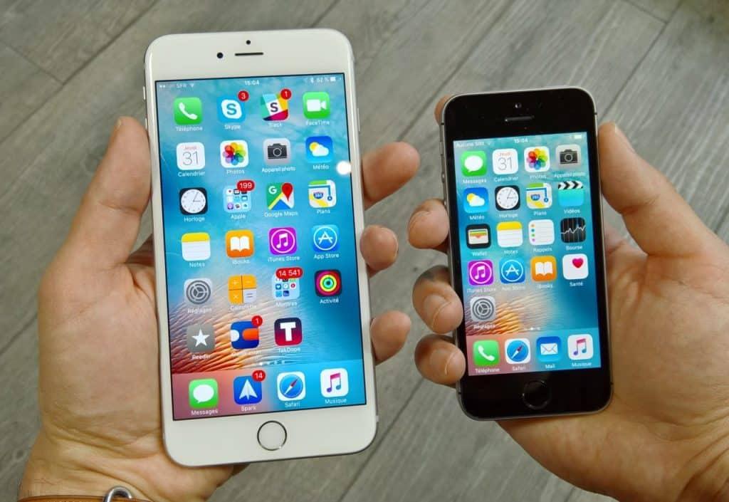 Ecran Smartphone
